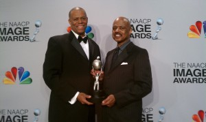 Tony Rose and Greg Reed NAACP Image Award Recipients High Res Photos